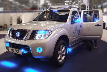 Nissan Navara - Demo Vehicle