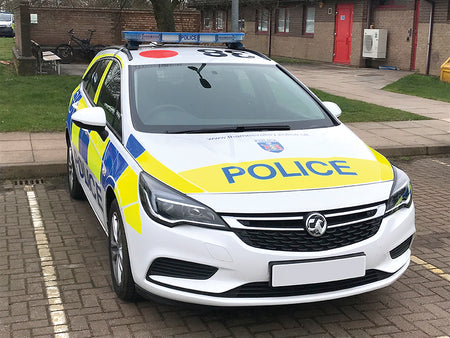 Vauxhall Astra K Beat Cars - Thames Valley Police