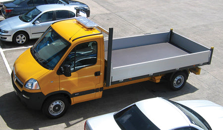 Vauxhall Movano Flatbed Truck