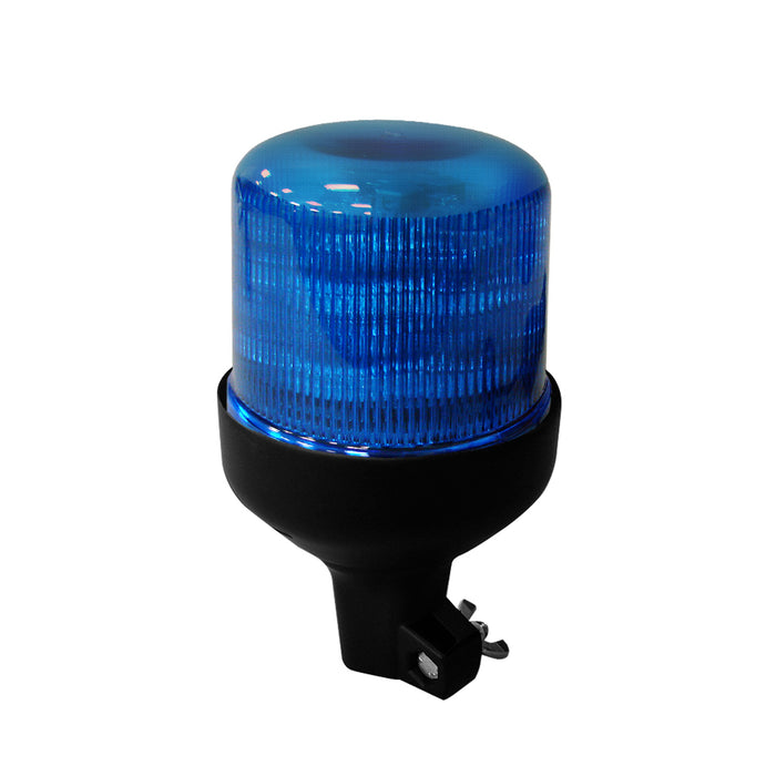 B14 Atom LED Beacon Din Pole