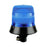 Compact LED Beacon ECE R65 Approved Flexi Pole (Blue)