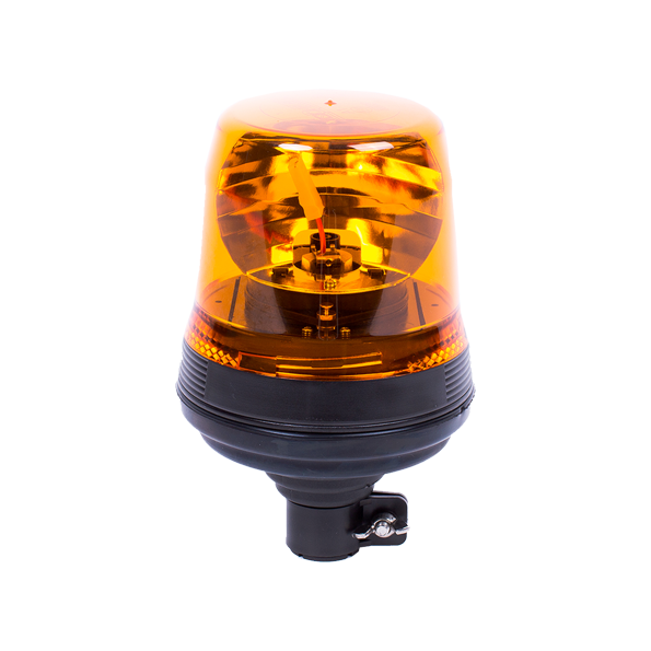 Compact Rotator Beacon - ECE R65 Approved - Flexi Pole