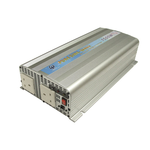 1500w Pure Sine Wave DC-AC Voltage Inverter - Adapted for a Remote Switch