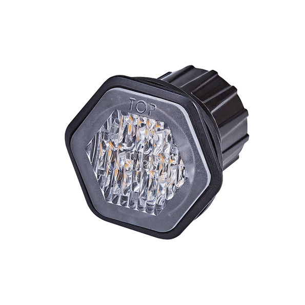 Recess Mounted LED Warning Lamp