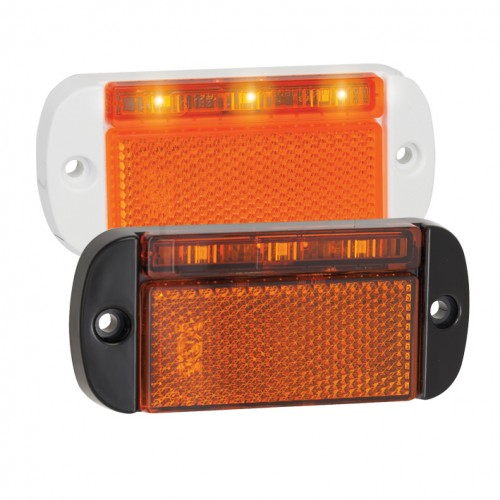 Low Profile Marker Lamps