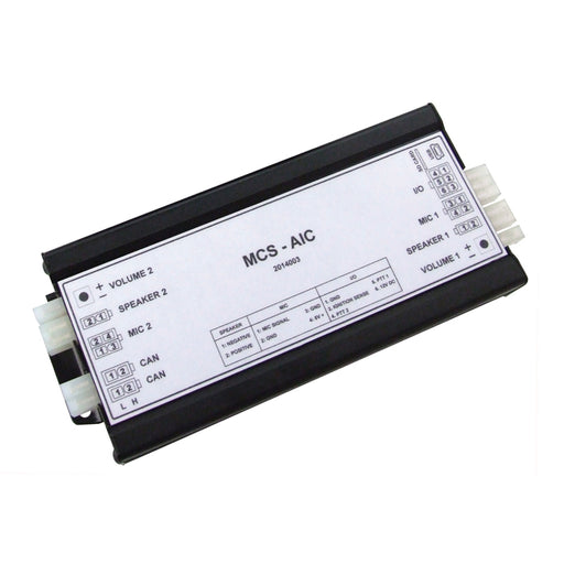MCS-AIC Audio Intercom Controller