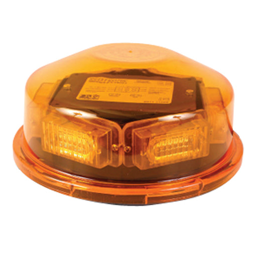 Amber Redtronic MegaFlash 360º LED Beacon