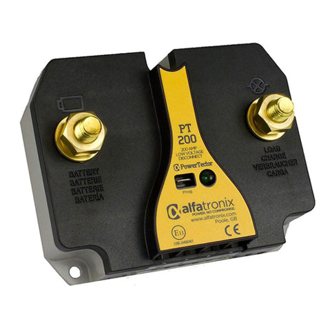 PowerTector Automatic Referencing Solid State Battery Guards