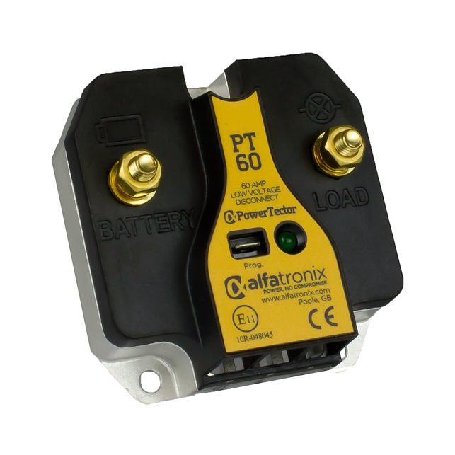 PowerTector Automatic Referencing Solid State Battery Guards - PT60