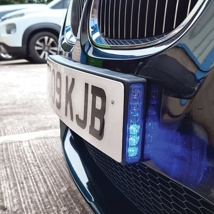 Stealth Reg Plate - Flexible
