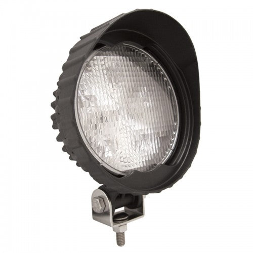 Round 6 LED Work Lamp - Flood Beam