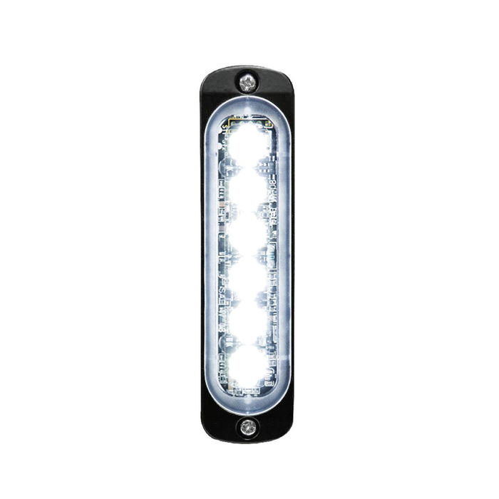 Super Thin 6-way LED Modules (ST6) Vertical White