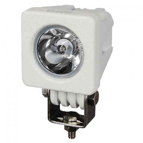 Square 1 LED Flood Lamp - Spot Beam (White)