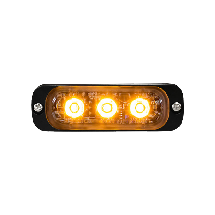 Super Thin 3-way LED Modules (ST3) Amber