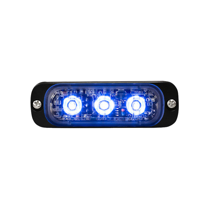 Super Thin 3-way LED Modules (ST3) Blue