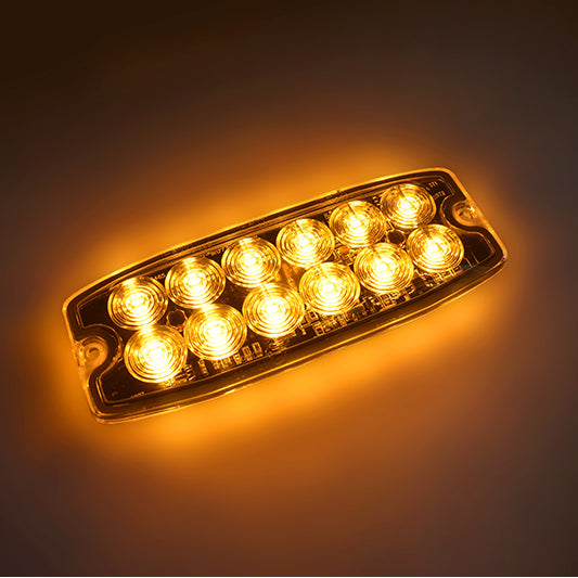 Zephyr 12-way LED Module (LP26) Amber