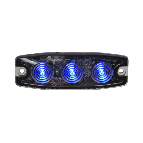 Zephyr 3-Way LED Module (LP3) Blue