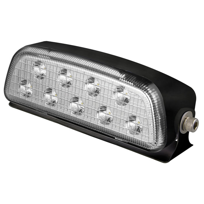 Adjustable 9 LED Work Lamp - Flood Beam
