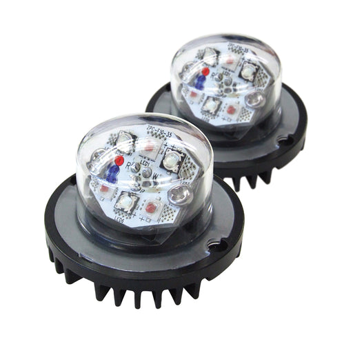 Directional Fend-off Covert LED Modules (S-HAL06)