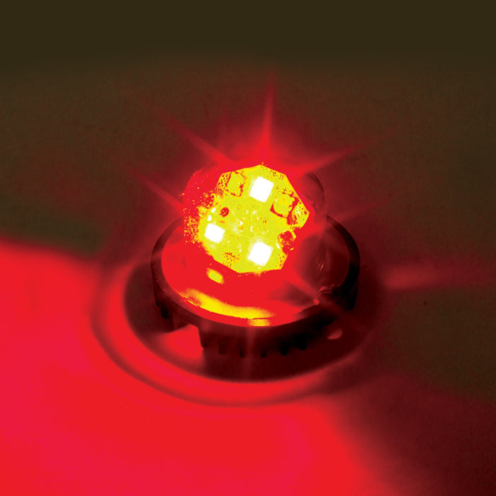 Directional Fend-off Covert LED Modules (S-HAL06) (Red)