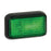 Front and Rear Outline Marker Lamps (Green)