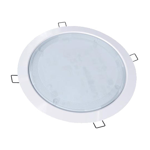 Large Round LED Interior Lamp