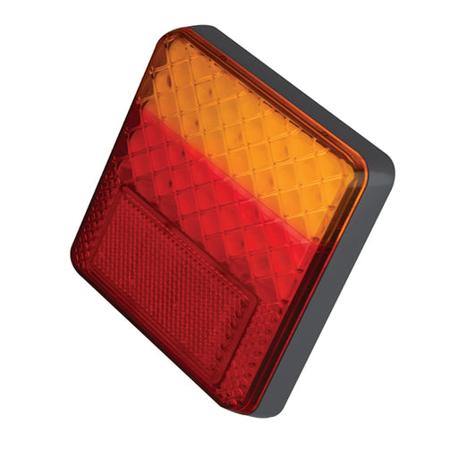 Single Reflector LED Stop/Tail/Indicator Lamp