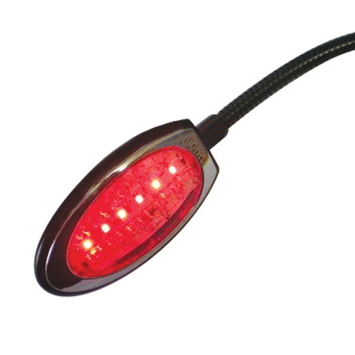 LED Map Light with Red Night Light Facility
