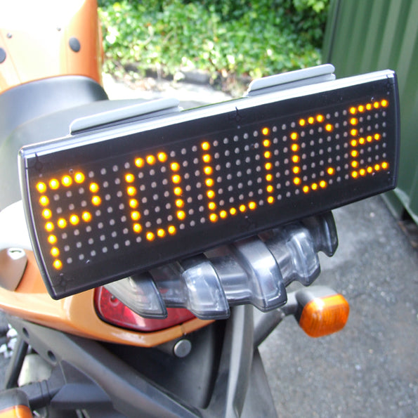 Mini LED Matrix Sign