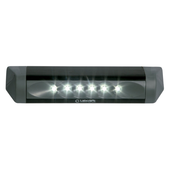 Slimline 6 LED Scene Lamp (Dark Grey)