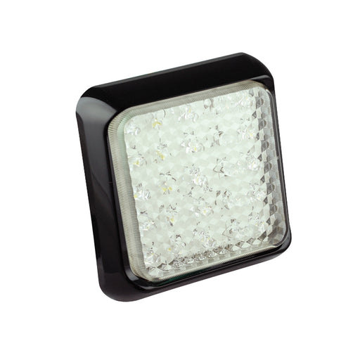 Square Reversing Lamp (Black)