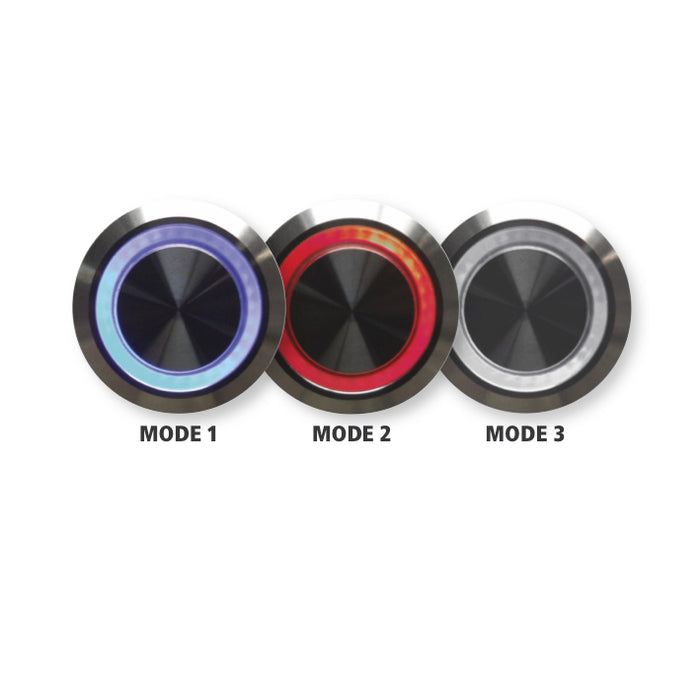 Red/Blue Cyclic Push Button