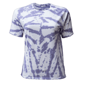 PURPLE PASSION DOUBLE SIDE BEAMS S/S T-SHIRT - USA TIEDYE COMPANY