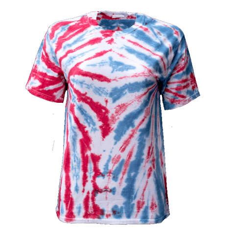 USA DOUBLE SIDE BEAMS S/S T-SHIRT - USA TIEDYE COMPANY