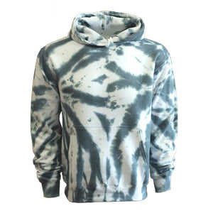 TEAL DOUBLE SIDE BEAMS HOODIE
