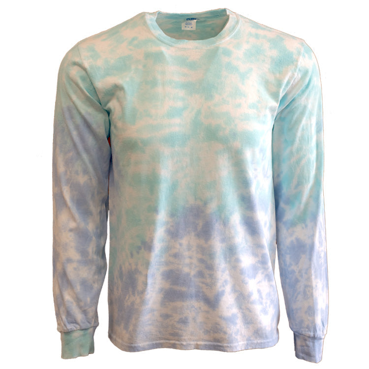 MARBLE CRACKLES L/S T-SHIRT