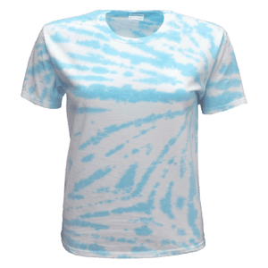 LIGHT RAIN SIDE BEAMS FOLD S/S T-SHIRT - USA TIEDYE COMPANY