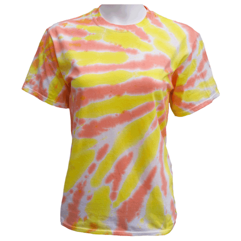 SUMMER SIDE BEAMS S/S T-SHIRT - USA TIEDYE COMPANY