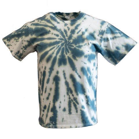 TEAL TWISTER S/S T-SHIRT