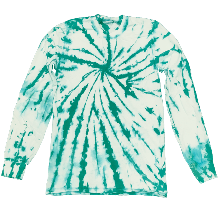 SEAGRASS TWISTER L/S T-SHIRT - USA TIEDYE COMPANY