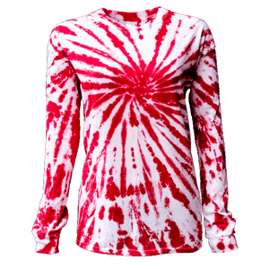 CHERRY TWISTER L/S T-SHIRT - USA TIEDYE COMPANY