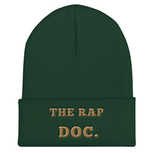 """THE RAP DOC."" Beanie"