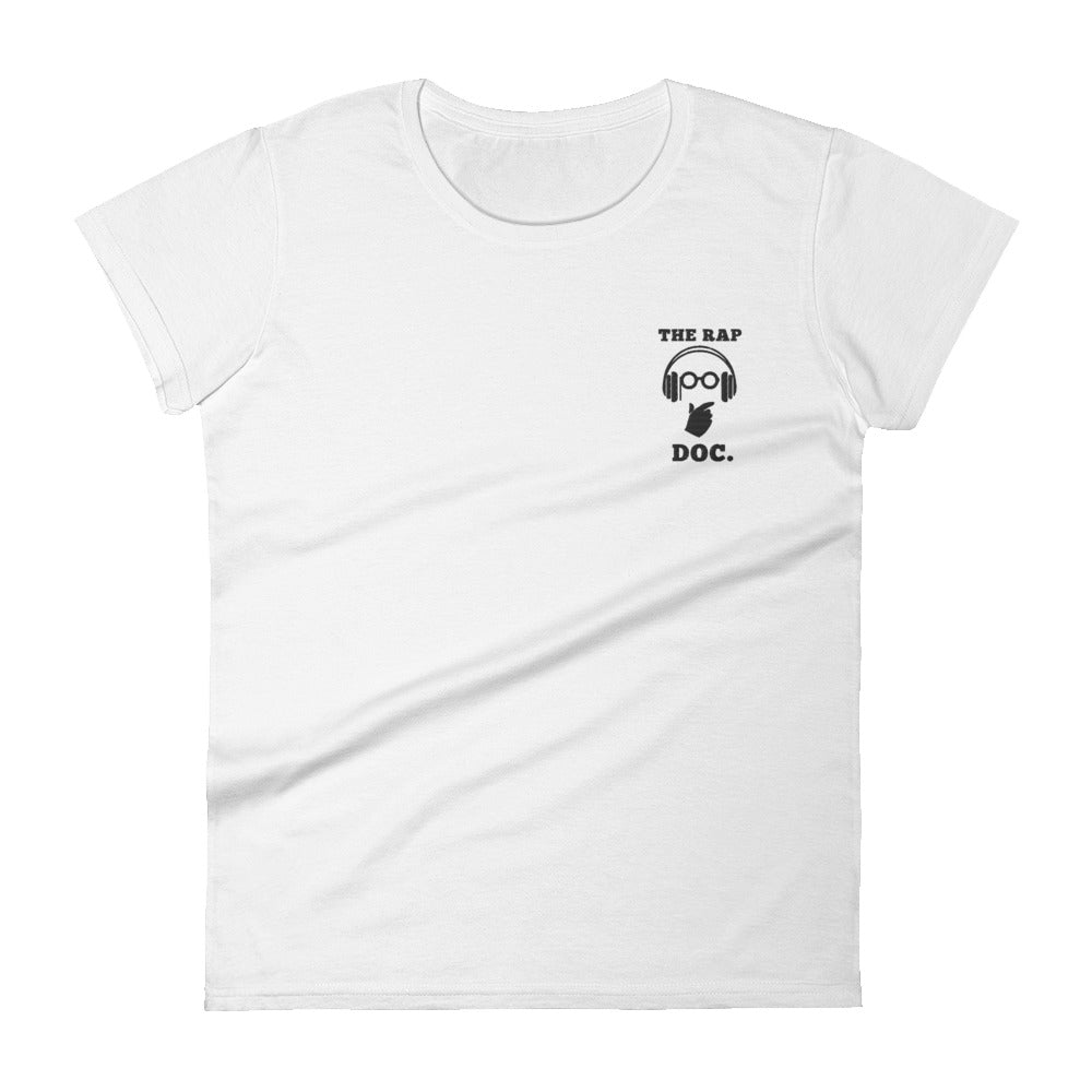 """THE RAP DOC."" Womens' T-Shirt"