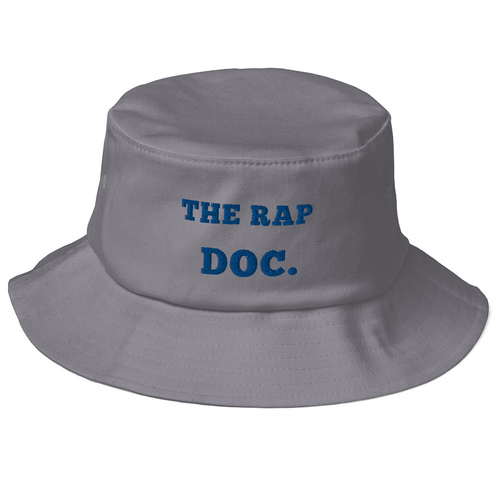 """THE RAP DOC."" Bucket Hat"