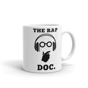 """THE RAP DOC."" Mug"