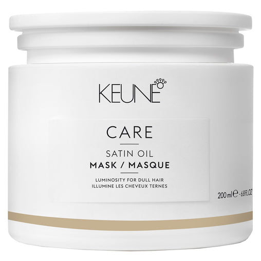 Máscara Keune Care Satin Oil 200ml