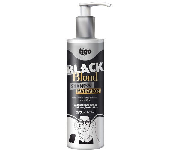 Shampoo Tigo Black Blond 250ml