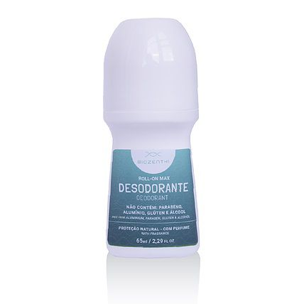 Desodorante Roll-On Biozenthi Max 65ml