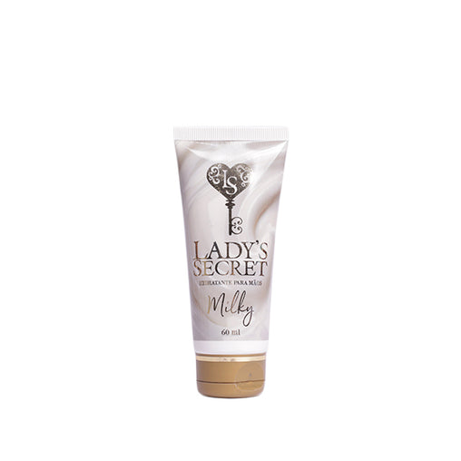 Hidratante para Mãos Lady's Secret Milky 60ml