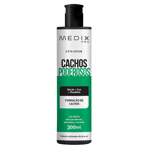 Leave In Medix Cachos Poderosos 300ml
